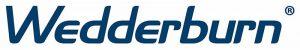 Wedderburn logo. Our clients.