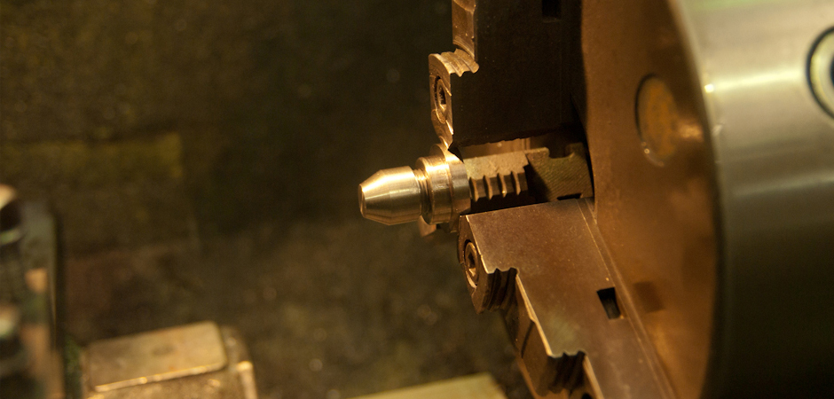 Precision machining is one of the engineering services provided by GSI.