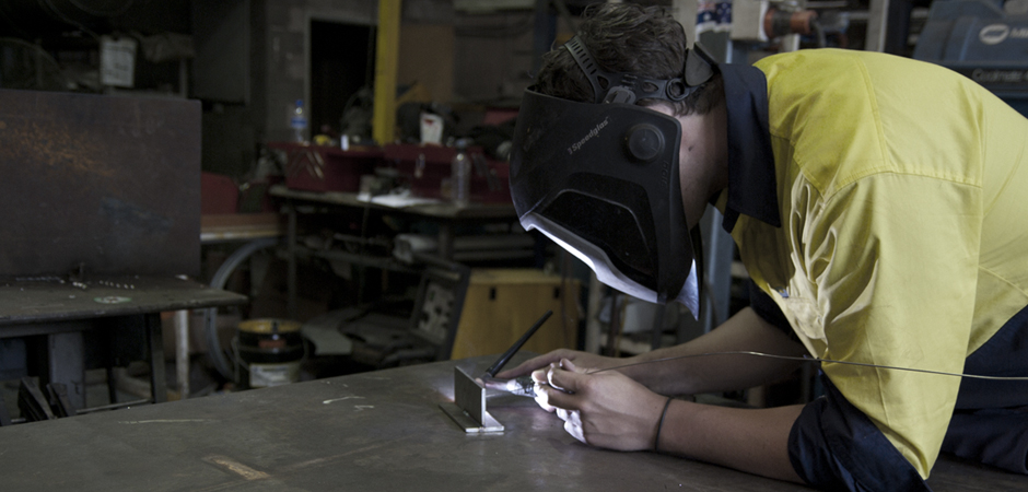 Fabrication is one of the engineering services provided by GSI.