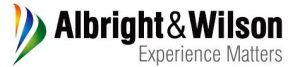 Albright & Wilson logo. Our clients.
