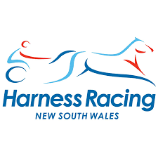 Harness Racing NSW logo. Our clients.