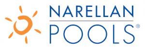 Narellan Pools logo. Our clients.