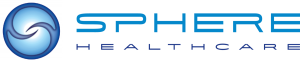 Sphere Healthcare logo. Our clients.