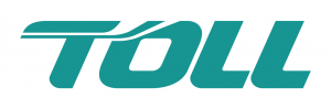 Toll logo. Our clients.